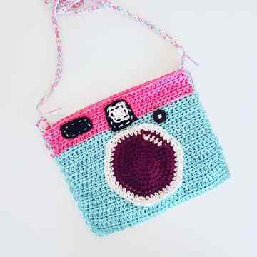 Cute Crochet Bag Tutorial Lexie Loves Stitching